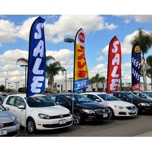 Dealership Signs & Flags